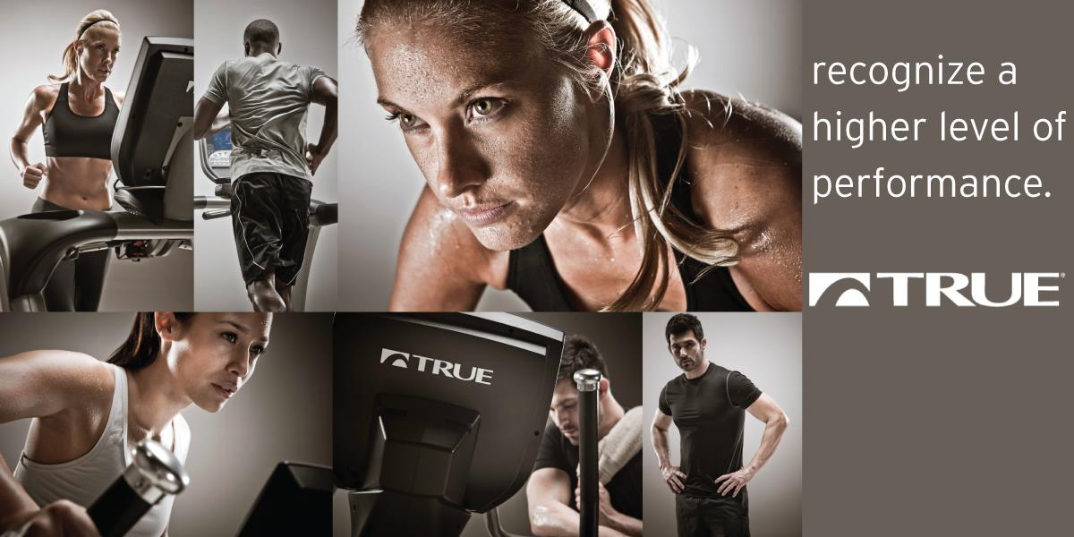 True Fitness Banner