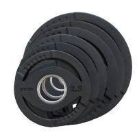 TKO Olympic Rubber Plates