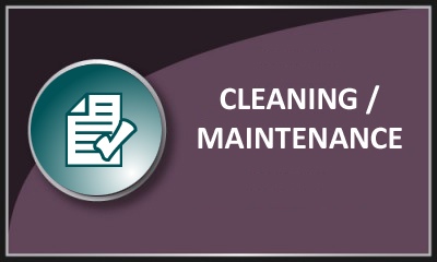 CLEANING / MAINTENANCE