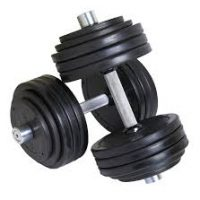 Dumbbells/Barbells/Plates