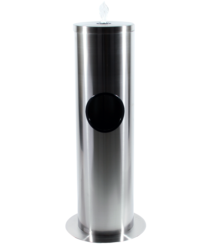 Zogics Z600 Stainless Steel Floor Dispenser Kinetic