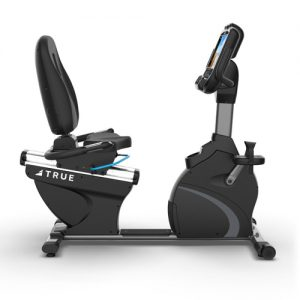 True club recumbent bike
